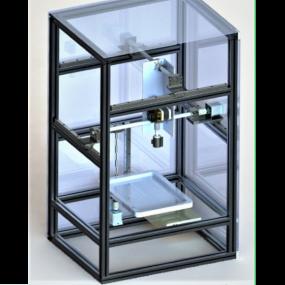 پرینتر سه بعدی Ayhan M1   پرینتر سه بعدی آیهان   پرینتر سه بعدی FDM فلزی   Ayhan Metal 3D Printer   پرینتر سه بعدی فلزی رومیزی