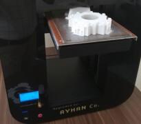 Desktop 3d printer | پرینتر سه بعدی رومیزی