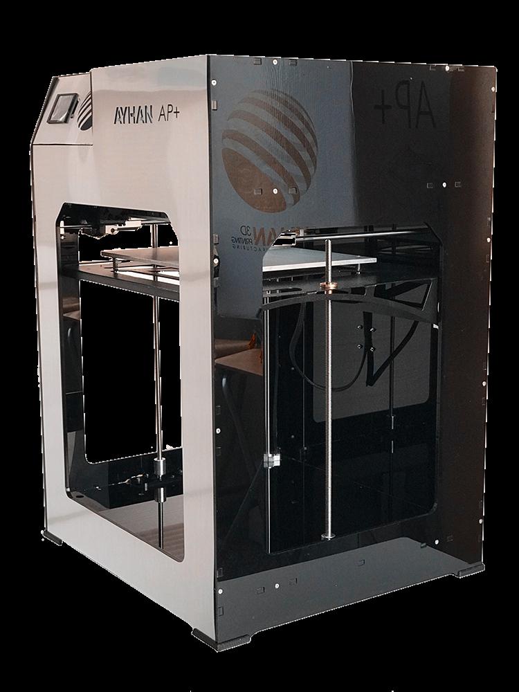 پرینتر سه بعدی رومیزی AP+ FDM